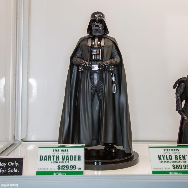 Kotobukiya Star Wars - Darth Vader A New Hope Version ARTFX  2016-s10