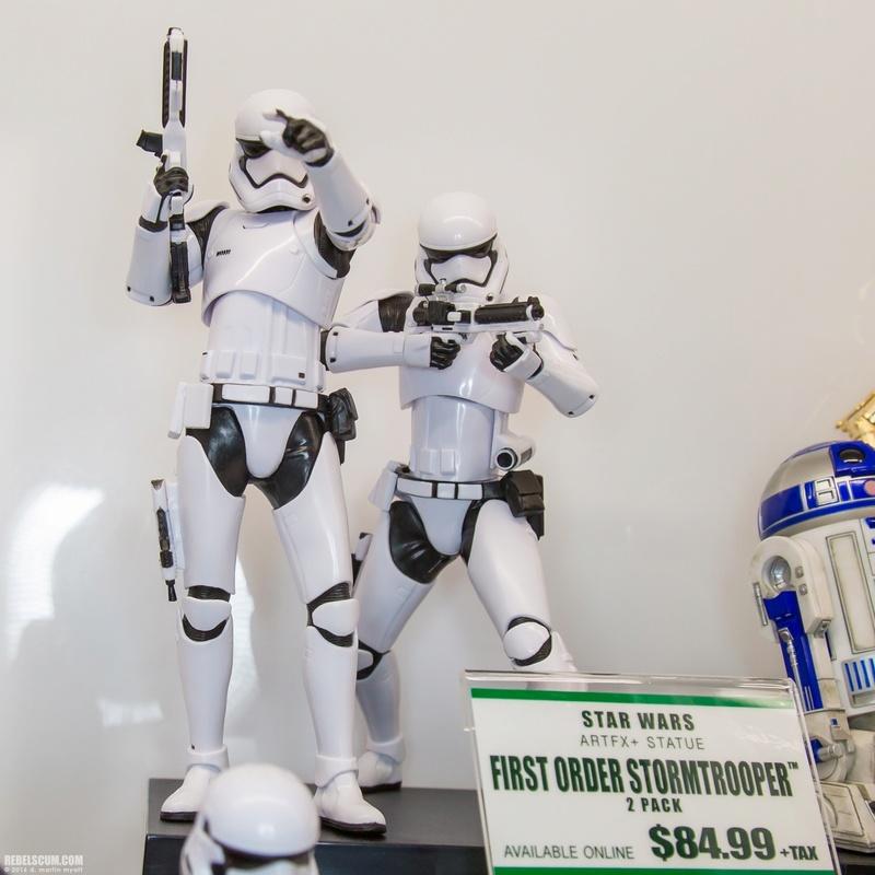 Kotobukiya Star Wars - First Order Stormtrooper Two Pack 2016-s14