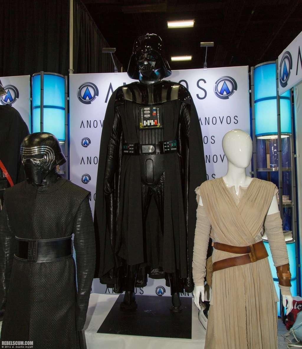 Anovos - Star Wars Darth Vader ESB costume replica 2016-s36