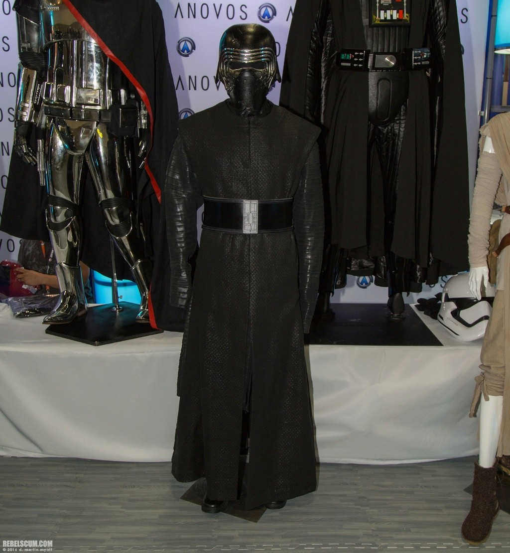 ANOVOS STAR WARS : THE FORCE AWAKENS : Kylo Ren costume 2016-s37