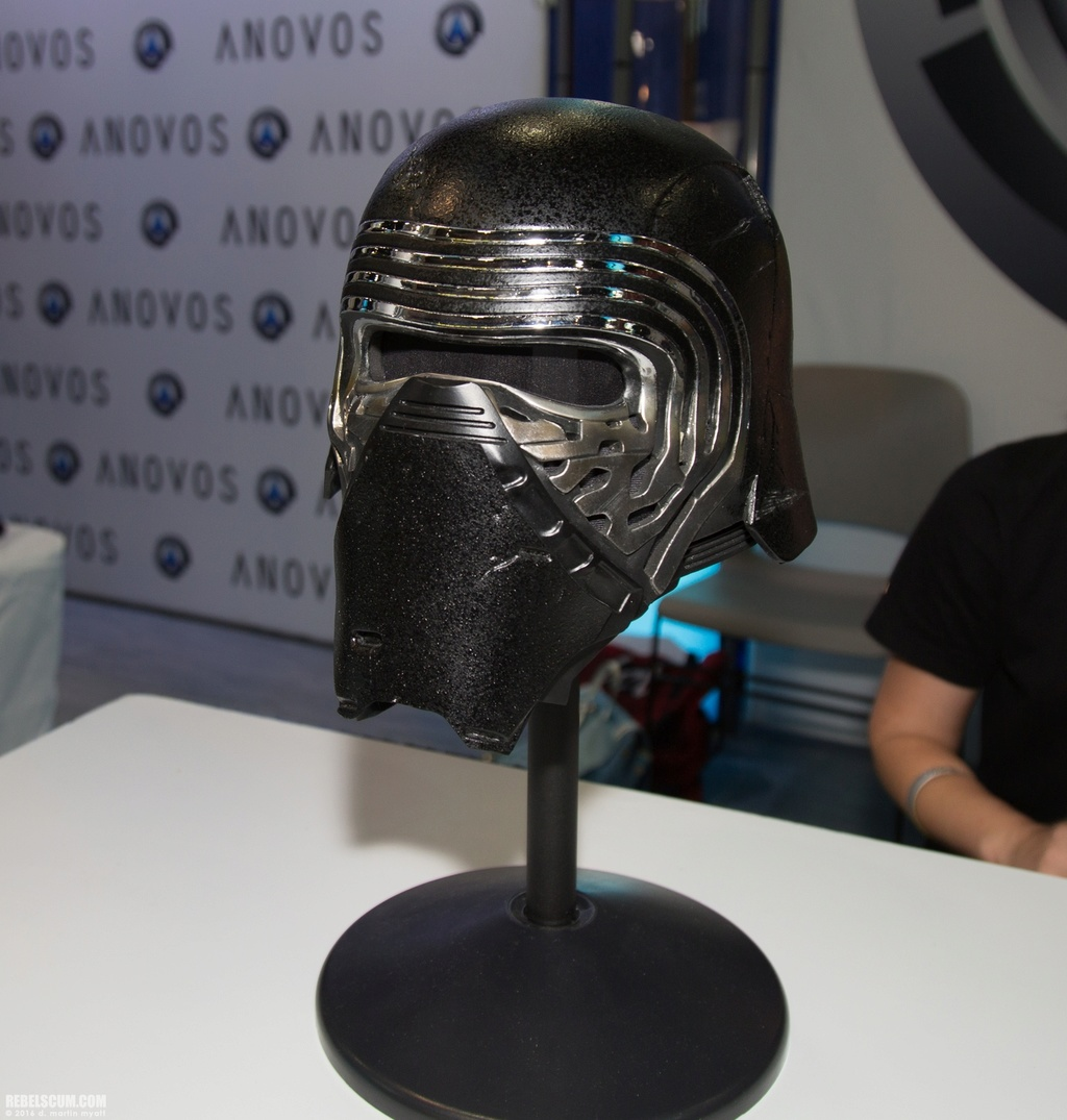 ANOVOS STAR WARS : THE FORCE AWAKENS : Kylo Ren costume 2016-s38