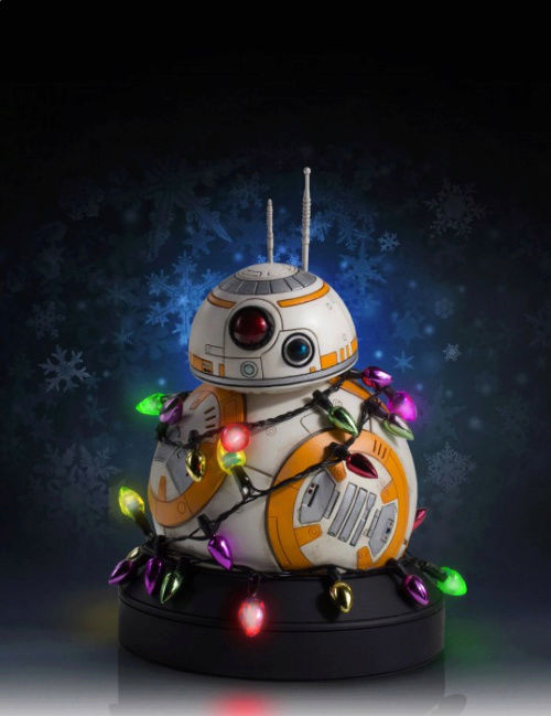 Gentle Giant -BB-8 Holiday Gift 2016 Mini Bust Captur13
