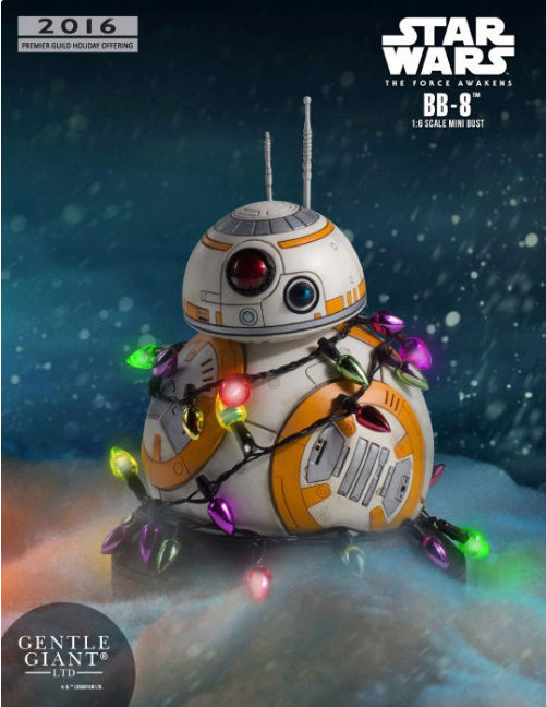 Gentle Giant -BB-8 Holiday Gift 2016 Mini Bust Captur17