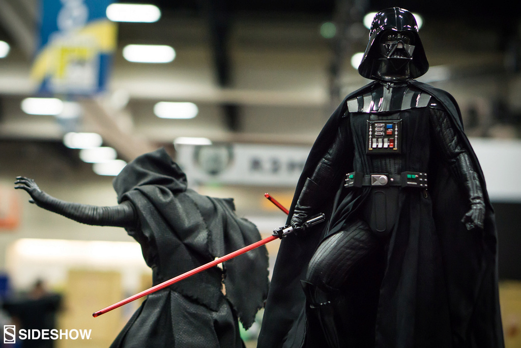 Sideshow - Darth Vader Premium Format Figure  Darthv13