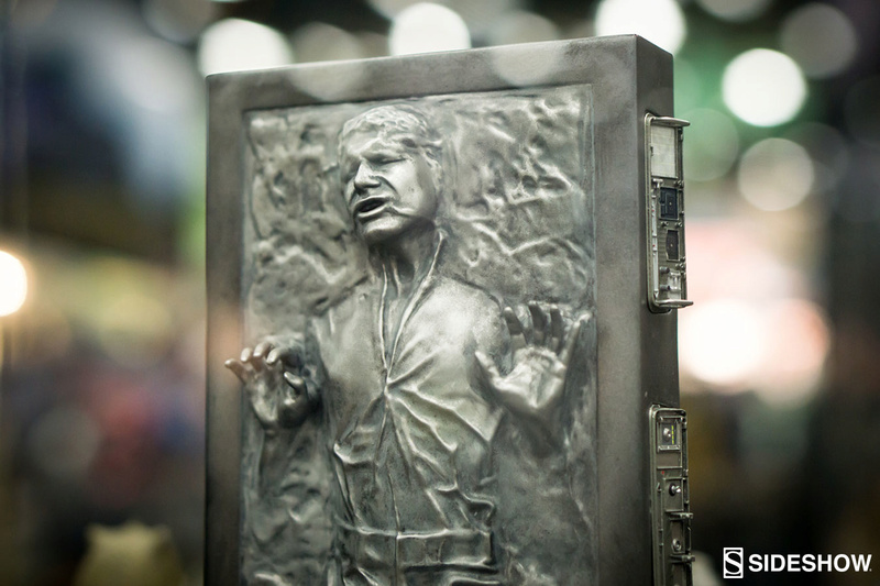 Sideshow - Han Solo in Carbonite Sixth Scale Figure Han-so11
