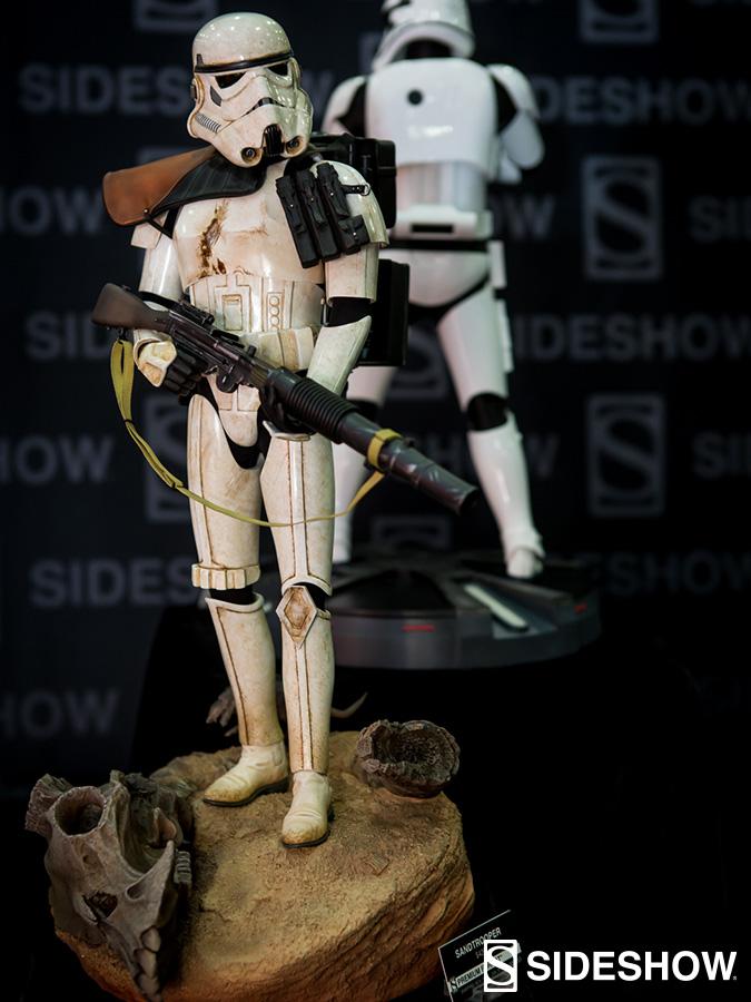 Sideshow Collectibles - Sandtrooper Premium Format Figure Sandtr10