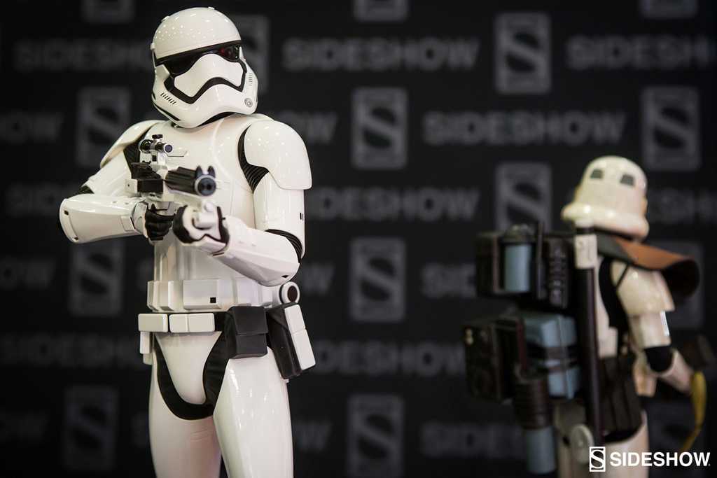Sideshow - First Order Stormtrooper Premium Format Figure Stormt10