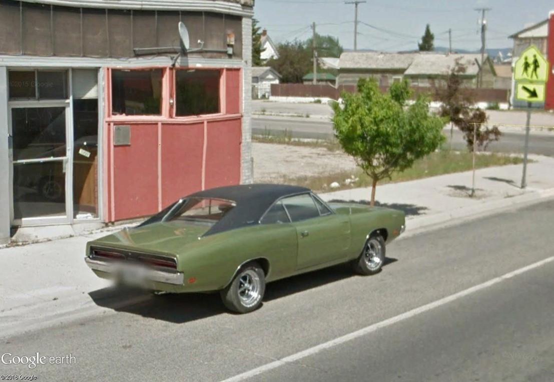 STREET VIEW : les vieilles voitures américaines - Page 5 Anacon11