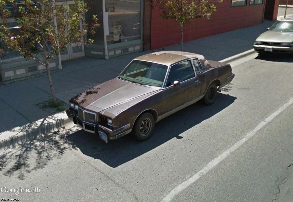 STREET VIEW : les vieilles voitures américaines Anacon12