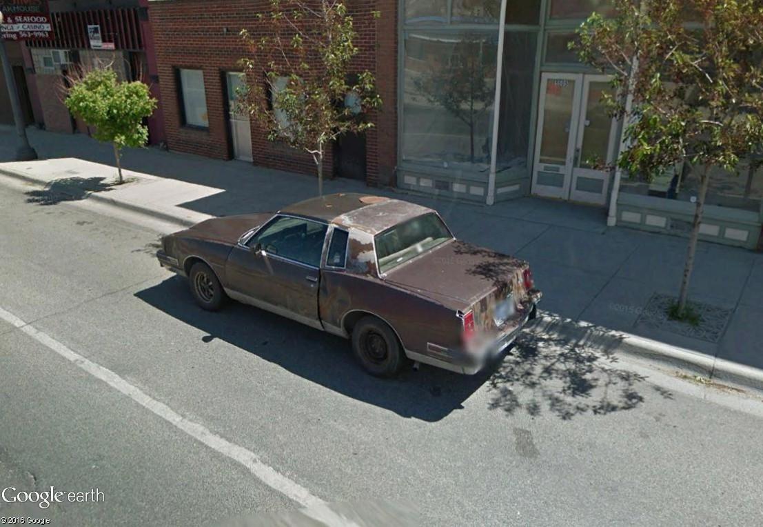 STREET VIEW : les vieilles voitures américaines Anacon13