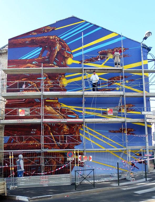 Circuit des murs peints d'Angoulême - Page 2 Druill10