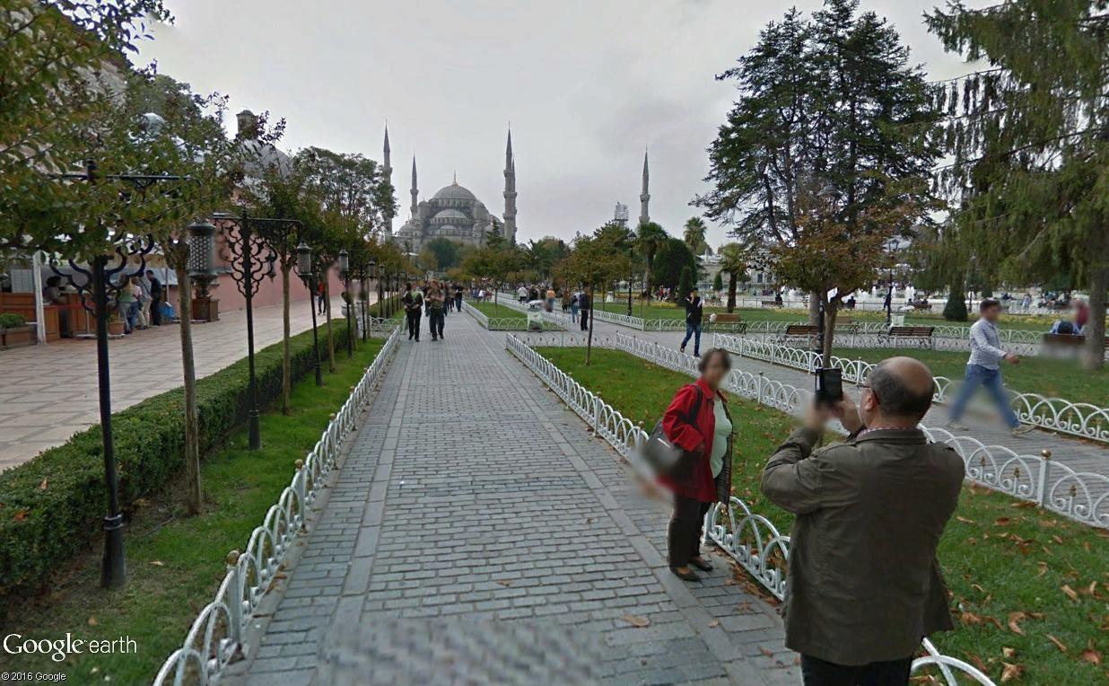 STREET VIEW : photos souvenir Istamb13