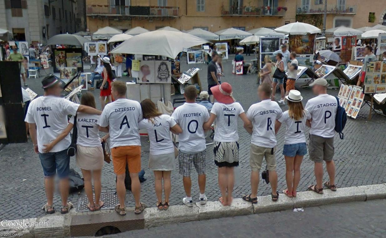 Street View : ITALOTRIP, le voyage en Italie Italot10