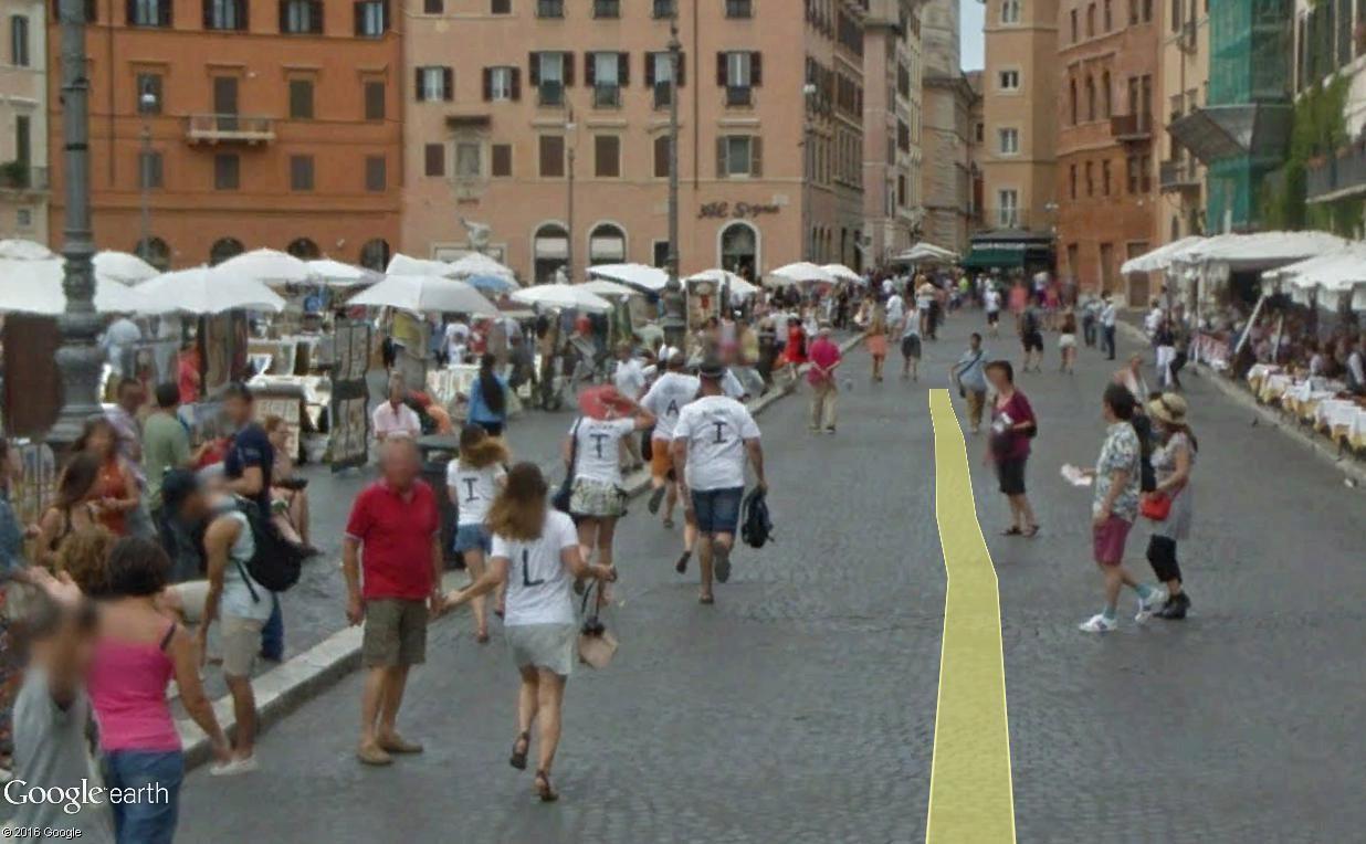 Street View : ITALOTRIP, le voyage en Italie Italot13
