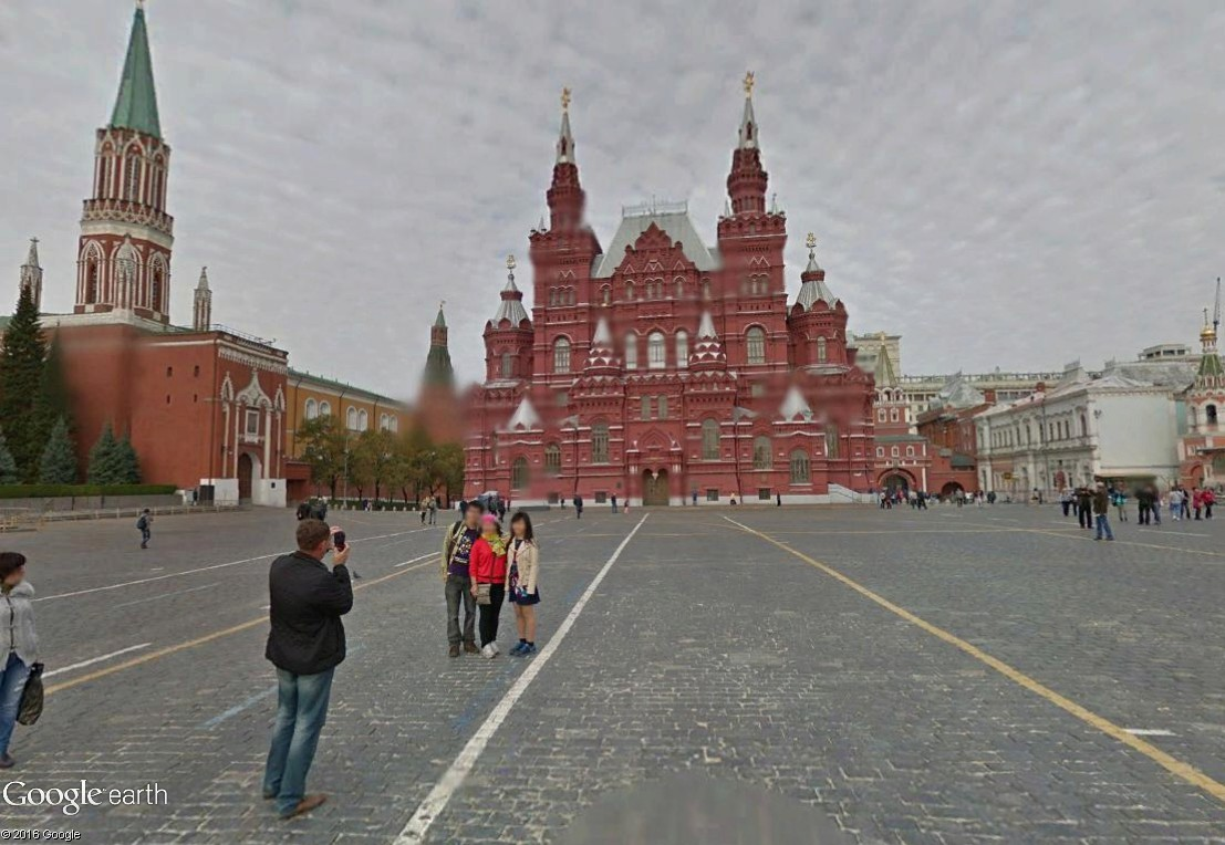 STREET VIEW : photos souvenir - Page 2 Moscou11