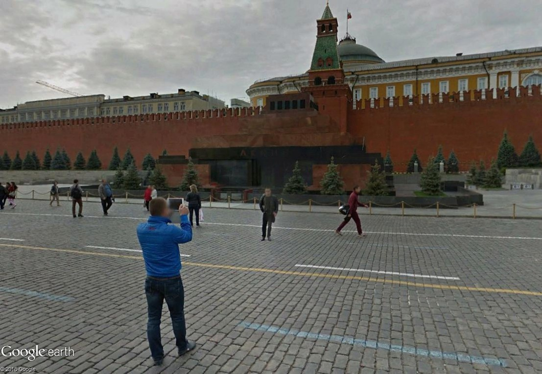 STREET VIEW : photos souvenir - Page 2 Moscou13