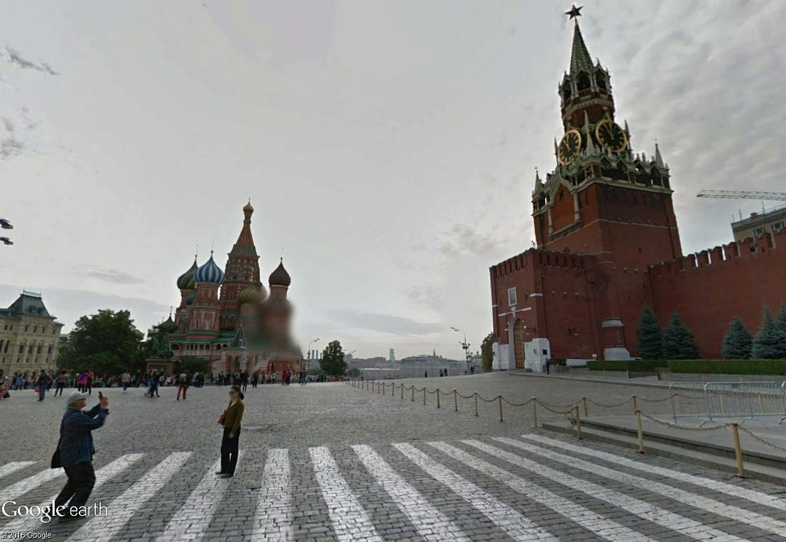 STREET VIEW : photos souvenir - Page 2 Moscou14