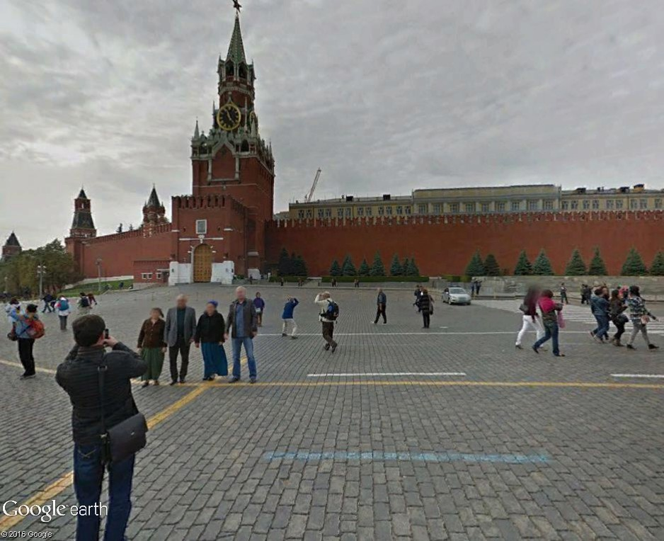 STREET VIEW : photos souvenir - Page 2 Moscou15