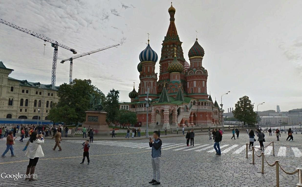 STREET VIEW : photos souvenir - Page 2 Moscou16