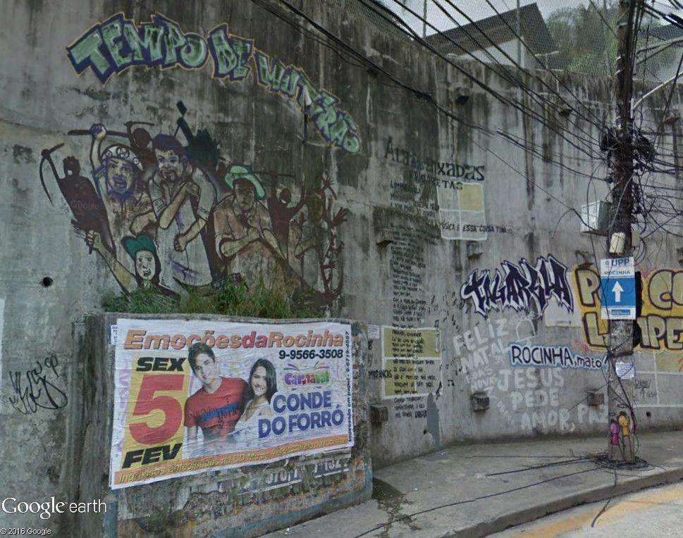 STREET VIEW : street art, grafs, tags et collages - Page 5 Rio_310