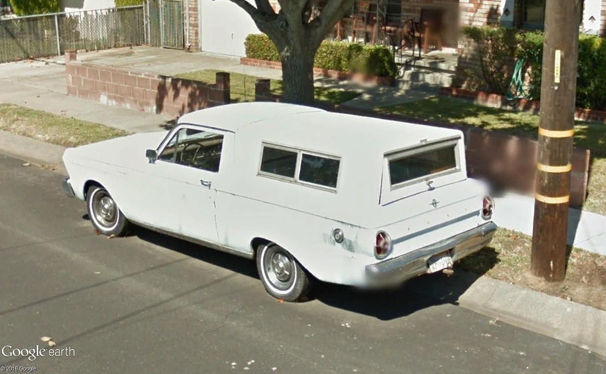 STREET VIEW : les vieilles voitures américaines - Page 2 Ronche11