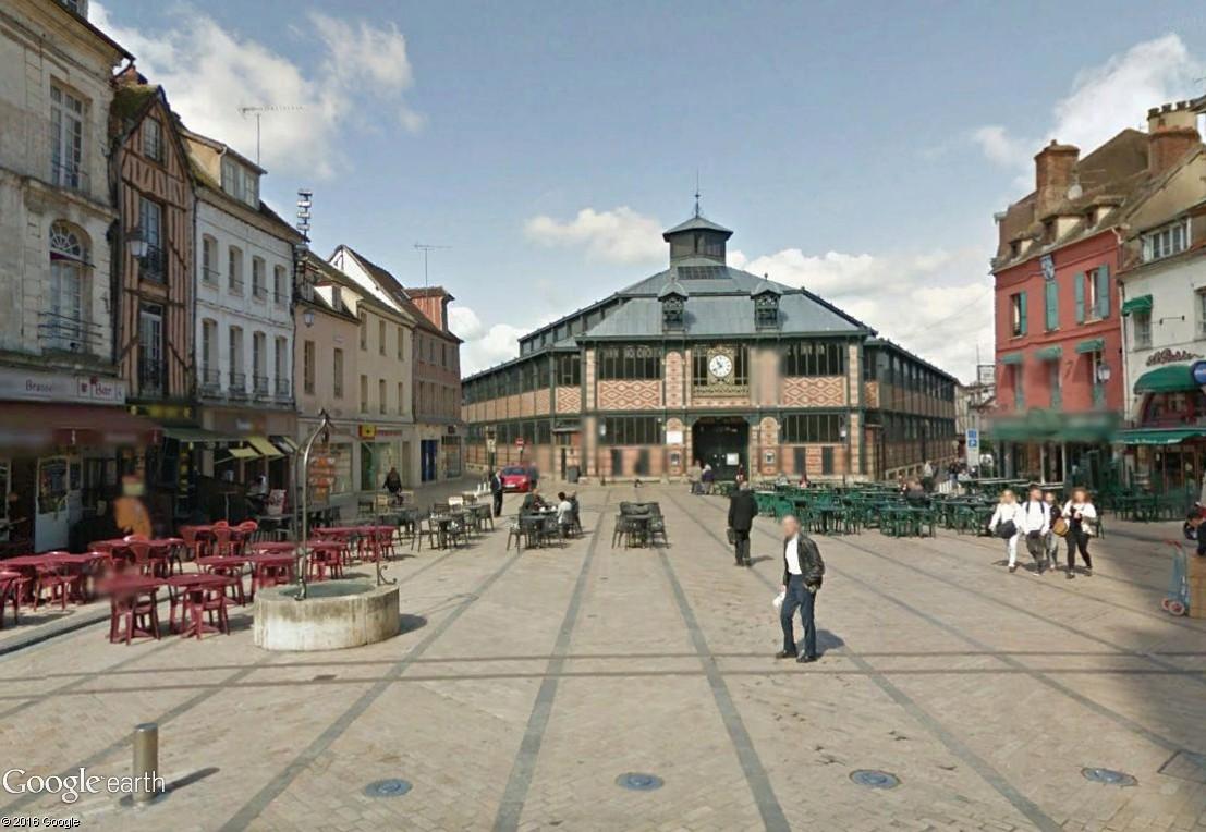 STREET VIEW : halles et marchés couverts - Page 2 Sens10