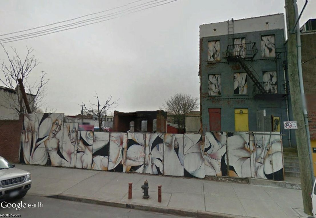 STREET VIEW : les fresques murales - MONDE (hors France) - Page 21 Ytrang10
