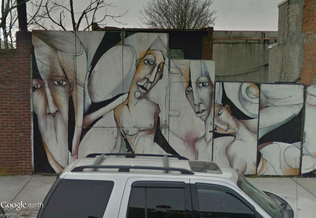 STREET VIEW : les fresques murales - MONDE (hors France) - Page 21 Ytrang11
