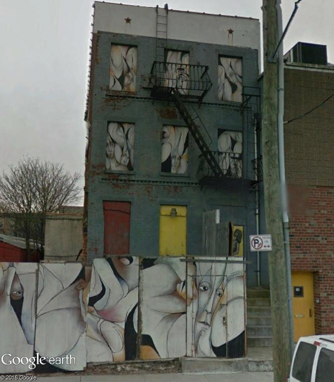 STREET VIEW : les fresques murales - MONDE (hors France) - Page 21 Ytrang12