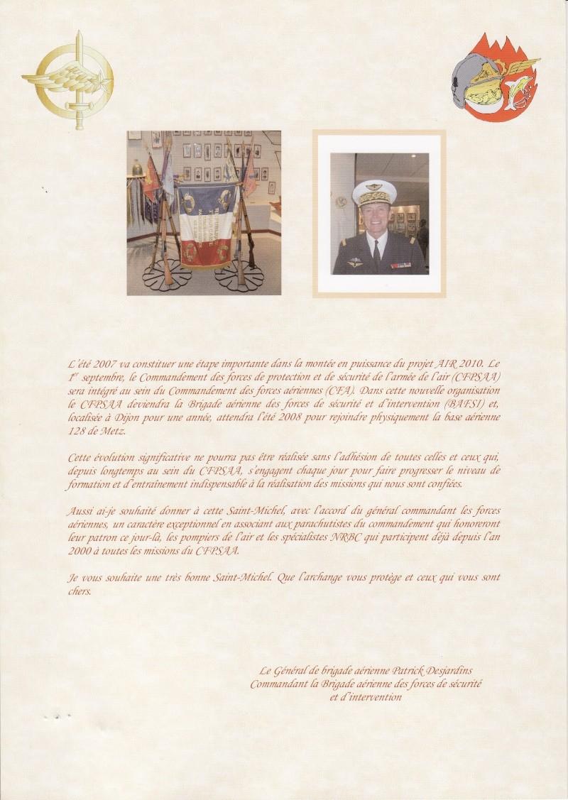 St Michel 2007 - Le CFPSAA devient  la BAFSI Bafsi_10