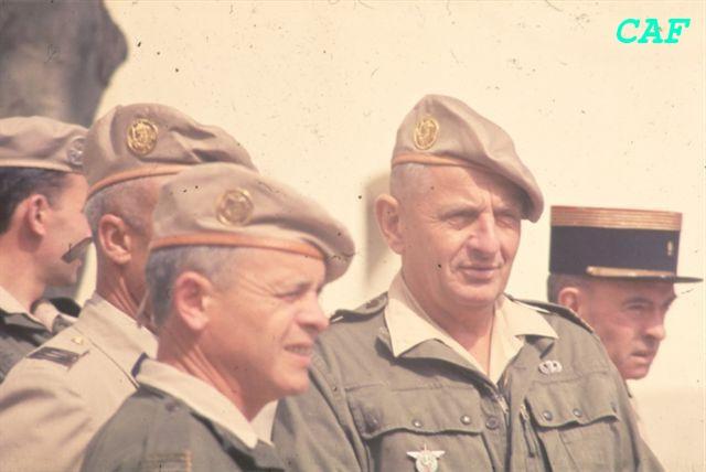 BIGEARD Marcel - général - grand soldat meneur d'hommes INDO et Algérie jusqu'en 1959 Bigear11