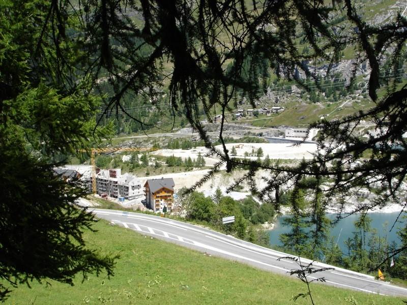 Tignes le Lac -> Tignes les Boisses Dsc04119