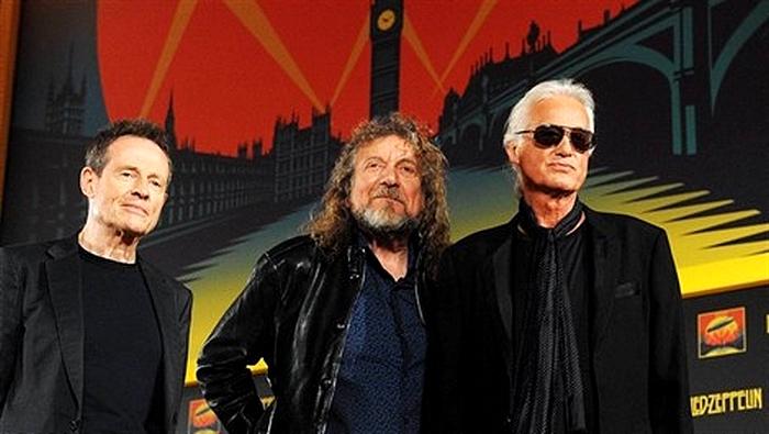 Pictures at eleven - Led Zeppelin en photos 12092110