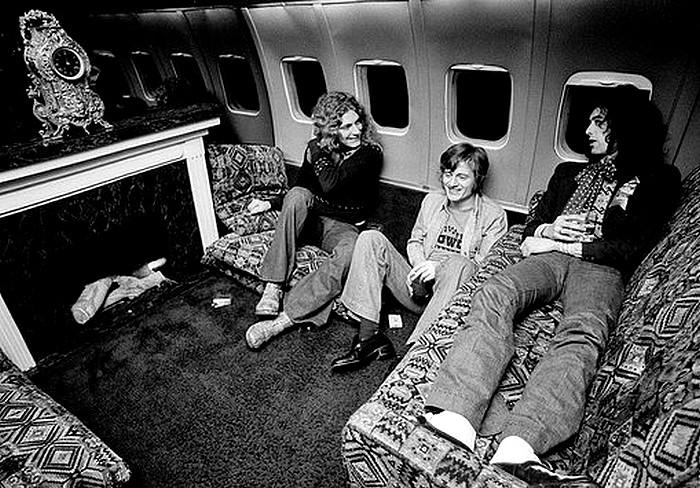 Pictures at eleven - Led Zeppelin en photos 30358311