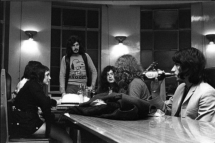 Pictures at eleven - Led Zeppelin en photos 30358316