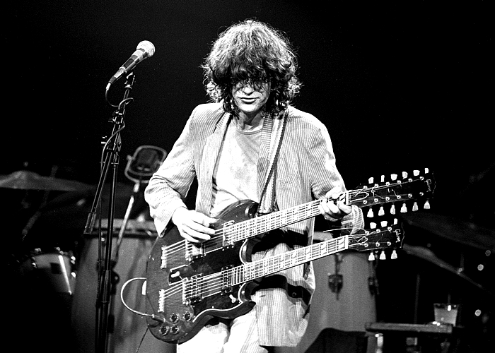 Pictures at eleven - Led Zeppelin en photos 91-ins10