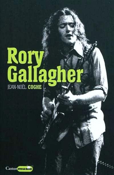 Jean-Noël Coghe : Rory Gallagher 97828510