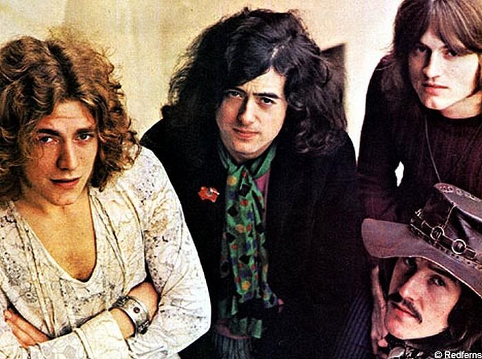 Pictures at eleven - Led Zeppelin en photos Led-ze13