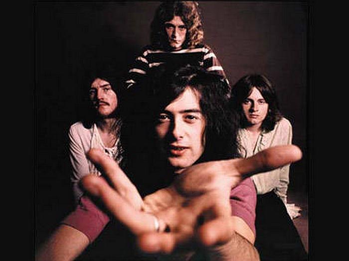 Pictures at eleven - Led Zeppelin en photos Led-ze14