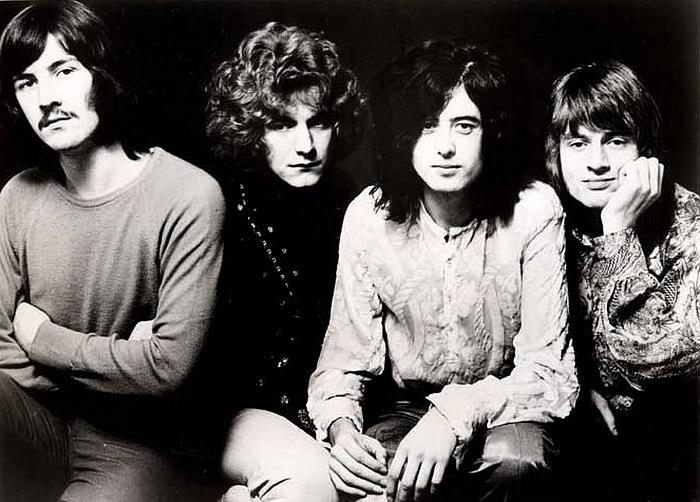Pictures at eleven - Led Zeppelin en photos Ledzep14