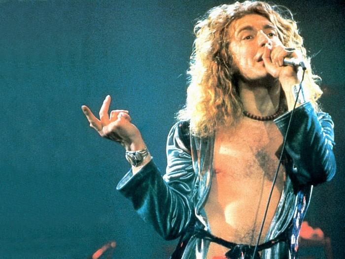 Pictures at eleven - Led Zeppelin en photos Robert12