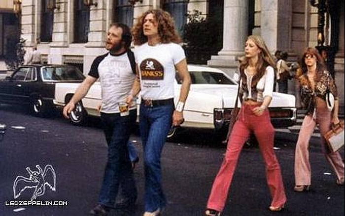 Pictures at eleven - Led Zeppelin en photos Tumbl304