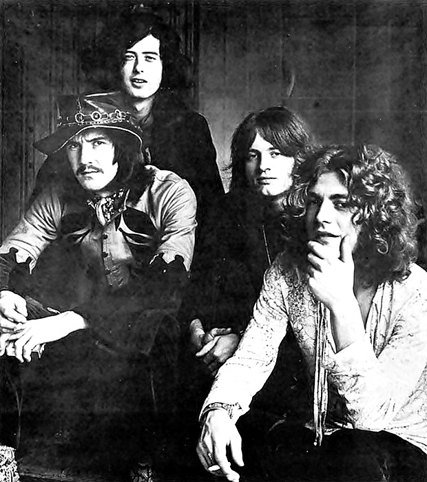 Pictures at eleven - Led Zeppelin en photos - Page 3 Tumbl497