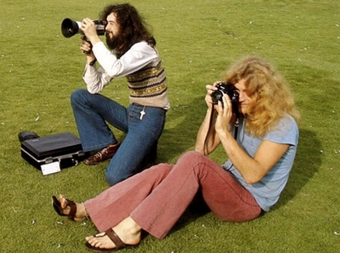 Pictures at eleven - Led Zeppelin en photos - Page 3 Tumbl523