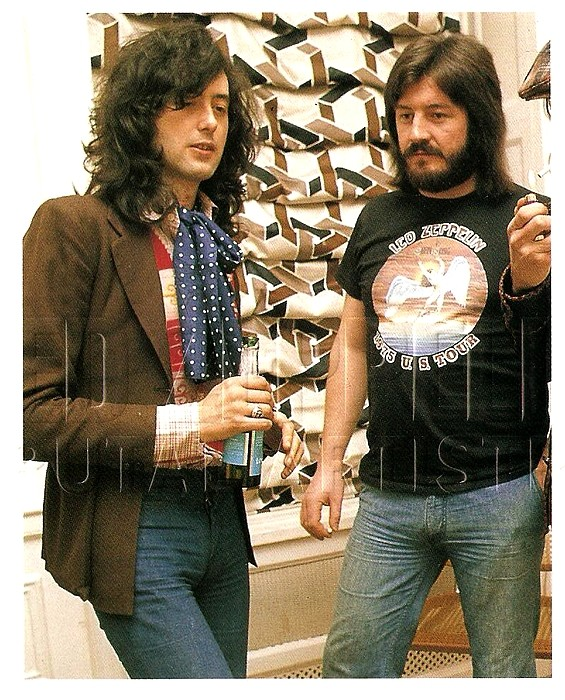 Pictures at eleven - Led Zeppelin en photos - Page 4 Tumbl629