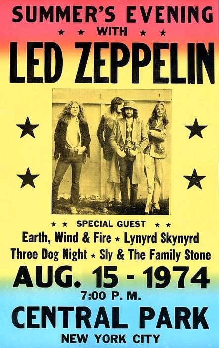 Pictures at eleven - Led Zeppelin en photos Zep_po10