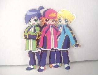 AG10 GROUP =PowerPuff Girls Z Rrbz10