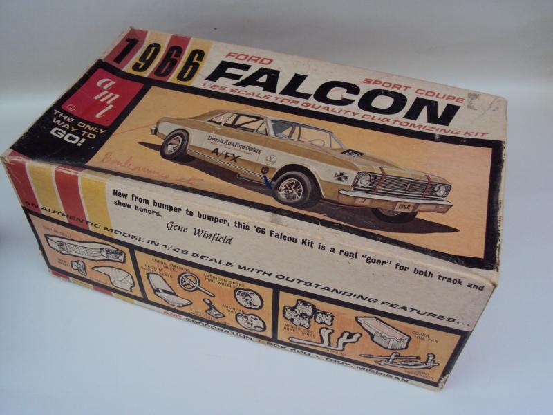 """Ford Falcon '66 """"survivor"""" Dsc01113"""