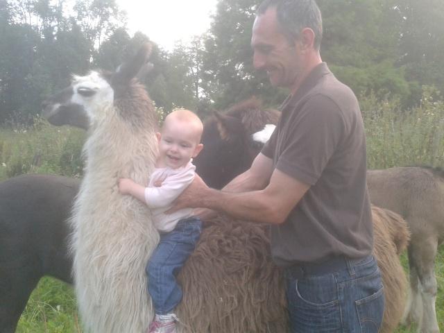 notre petite louise et le lama 2012-010