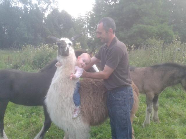 notre petite louise et le lama 2012-012